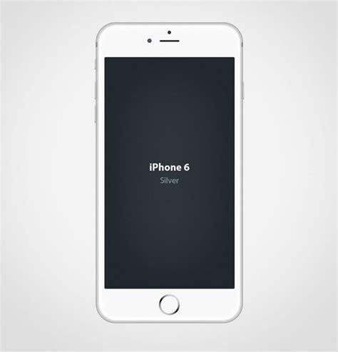 Iphone Layout Mockup | 40 free iphone 6 mockup templates psd vector