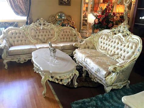 french country sofa set sofa provincial victorian model 6381 baroque sofas