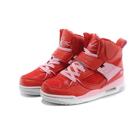 flight sneakers air flight 45 air sole high pink cheap womens