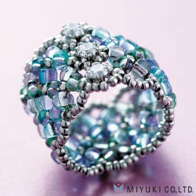 bead stores maine caravan miyuki bo 102 1 miyuki blue manchette