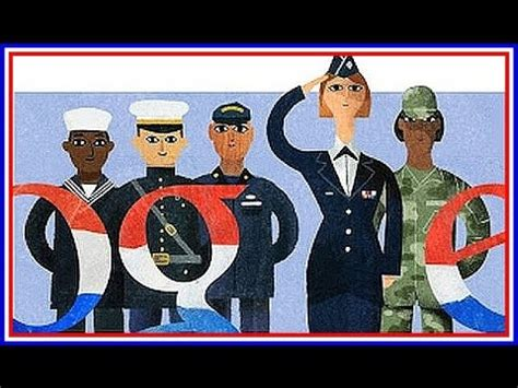 google images veterans day ᴴᴰ veteran s day 2014 google doodle tribute to veterans
