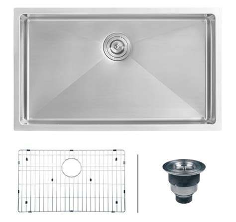 Best Stainless Steel Kitchen Sinks Reviews Top 10 Best Stainless Steel Kitchen Sinks In 2018 Reviews