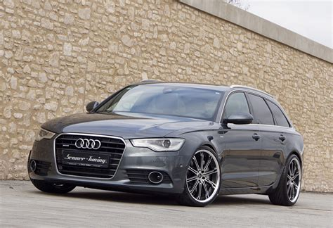 audi  avant  senner tuning review top speed