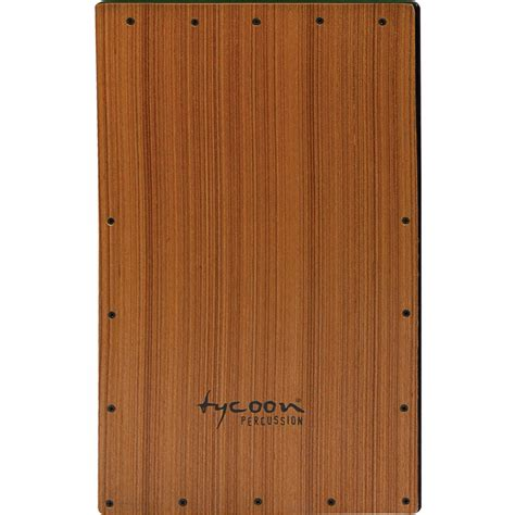 tycoon percussion supremo series front plate stk 25rfp b h - Cajon Replacement Front Plate