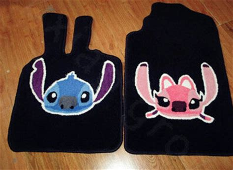 Disney Stitch Floor Mats - buy wholesale disney stitch tailored trunk carpet cars