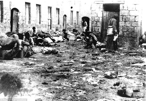 ottoman massacres researcher of armenian genocide uncovers lost evidence of