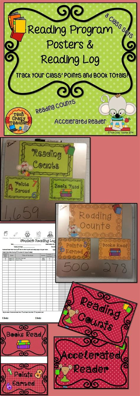 reading counts themes reading program posters and reading log reading counts