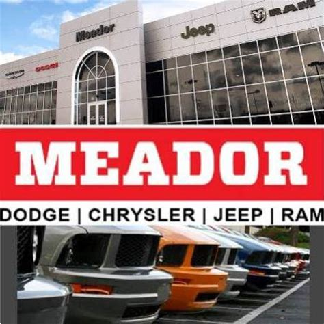 Meador Dodge Chrysler Jeep Dr Zekes Auto Sales In Fort Worth Tx 76110 Citysearch
