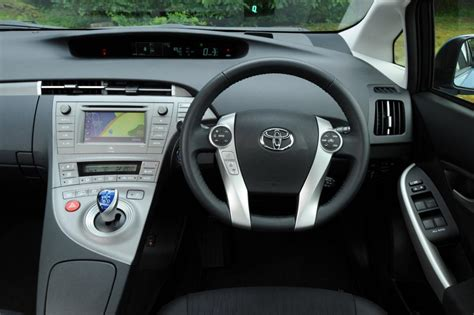 2012 Prius Interior by 2012 Toyota Prius In Pictures Auto Express