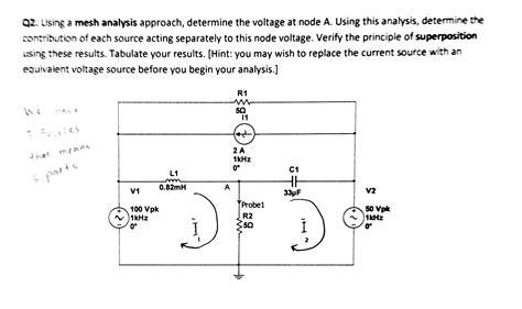 resistors in electrical engineering resistor mesh calculation 28 images electrical engineering help chegg mesh current method