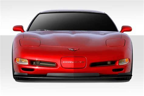 c5 corvette front bumper 97 04 chevrolet corvette zr1 duraflex front bumper lip