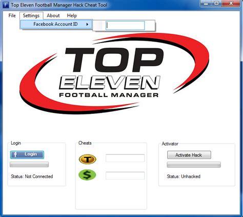 tutorial hack token top eleven top eleven token hack 2013 besthacks and keygens
