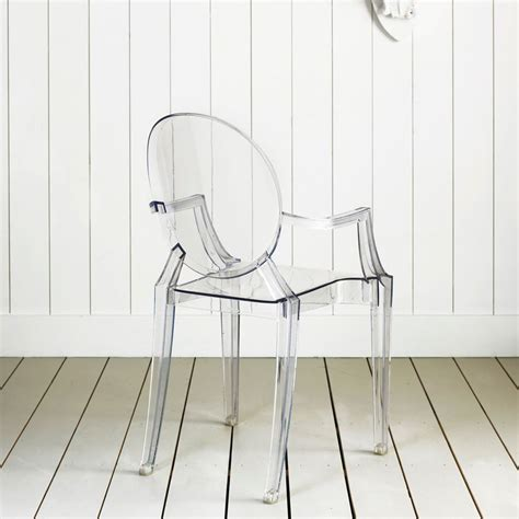 Kartell Louis Ghost Chair by Invisible Touch Modern Design By Moderndesign Org