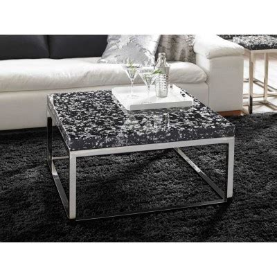Phillips Collection Coffee Table Phillips Collection Captured Silver Flake Coffee Table With Ss Base Th81365 Th81366