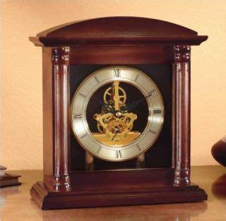 Uhr Mit Sichtbarem Uhrwerk by Jahresuhr Kaminuhr Tischuhr Pendeluhr Mit Kuppel Gold On
