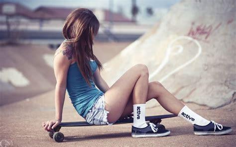 954 best pretty girls board girl teravena skateboard wallpaper girls hd wallpapers
