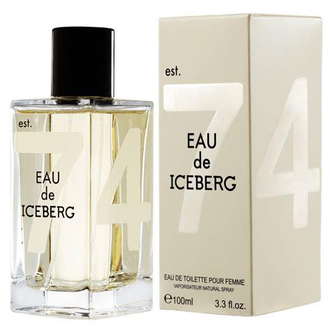 of eau eau de iceberg pour femme iceberg perfume a fragrance