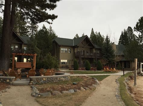 hotel cottage hotel review hyatt regency lake tahoe resort and