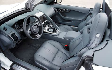 jaguar cars interior image gallery jaguar f type
