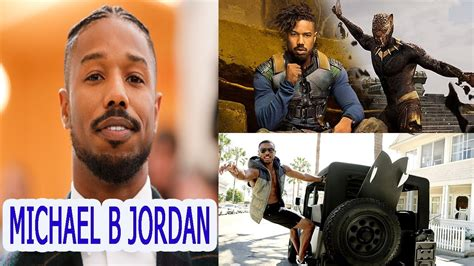 michael jordan biography report michael b jordan lifestyle net worth biography family