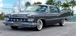 1959 Chrysler Imperial Of The Day 1959 Chrysler Crown Imperial Classic