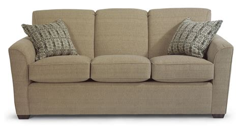 flexsteel lakewood 78 quot lakewood stationary sofa