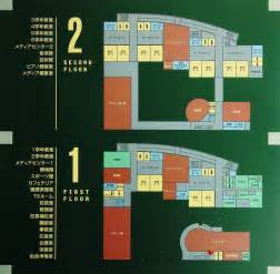 elementary school floor plan file yamanashi gakuin elementary school floor plan jpg