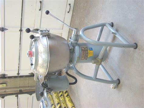 Mixer Spiral Roti 25 Kg Jumbo 3 Phase Njf 25 hobart vcm25 25 qt quart commercial vertical food cutter chopper mixer processor ebay