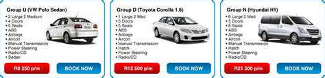 cheapest long term car rental long term car rental monthly car hire south africa autos