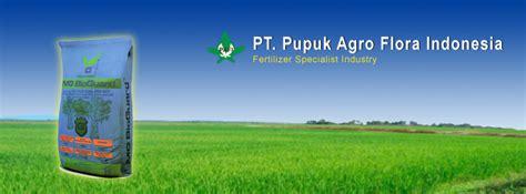 Pupuk Vedagro pt pupuk agro flora indonesia pafi fertilizer