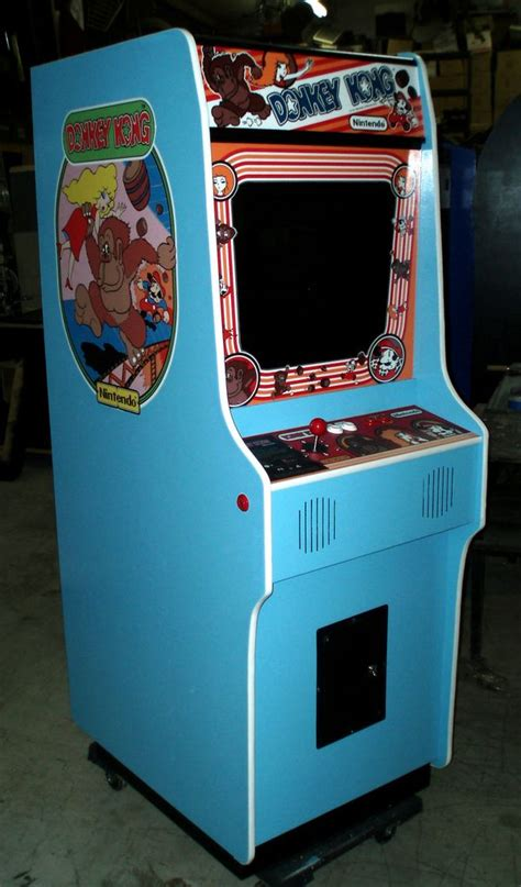 arcade machine cabinet for sale donkey kong multicade arcade video multi game machine for