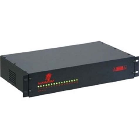 Rack Power Supply by Alarmsaf Rmdcps5md16ulfai Rack Mount Power Supply