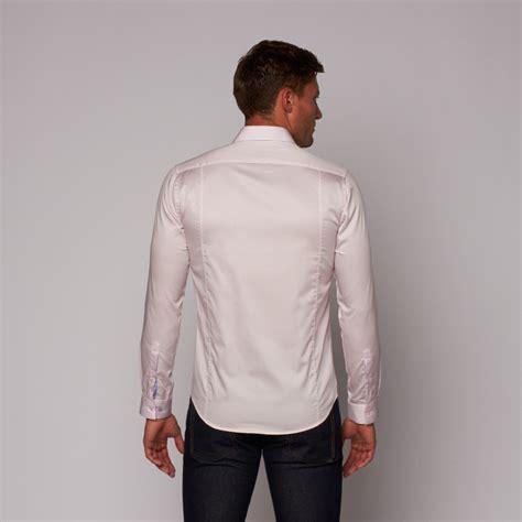 light pink button up shirt cotton button up shirt light pink s ron tomson