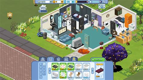 Now Playing: The Sims Social   SlickGaming