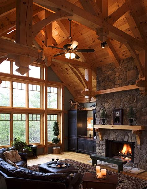 Website To Design Your Dream Home Mill Creek Designed Timber Frame Great Rooms