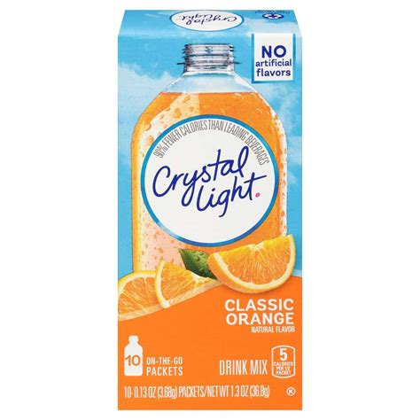 crystal light drink mix amazon com crystal light drink mix fruit punch on the