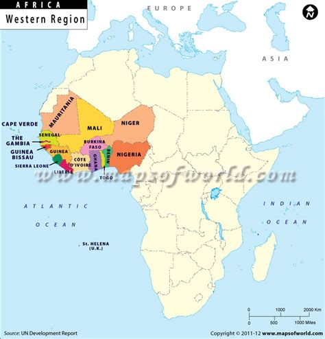 map of west africa 301 moved permanently