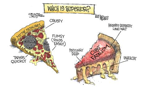 chicago cubs fan map mets vs cubs pizza and fatalism chicago tribune