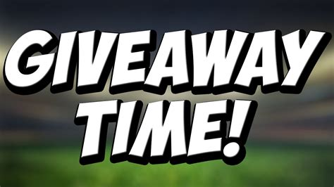 Giveaway Time - fifa 15 giveaway time youtube