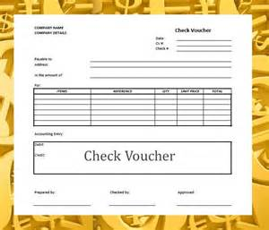 sample check voucher order checks campaign toolbox