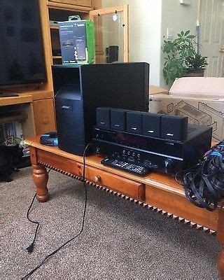 bose acoustimass  series  home theater system