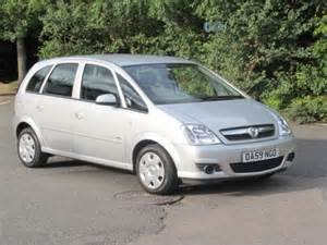 Vauxhall Meriva Prices Used Vauxhall Meriva Price List 2017 Uk Autopazar