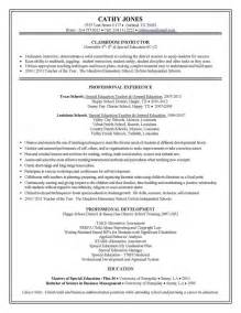 Format Of Resume For Teachers by 25 Best Resumes Ideas On Teaching Resume Application Letter For
