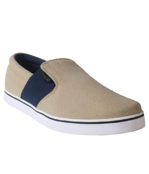 ucb benetton beige canvas shoes snapdeal price casual