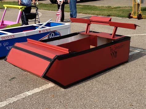 cardboard boat craft 1st cardboard boat regatta say what pinterest