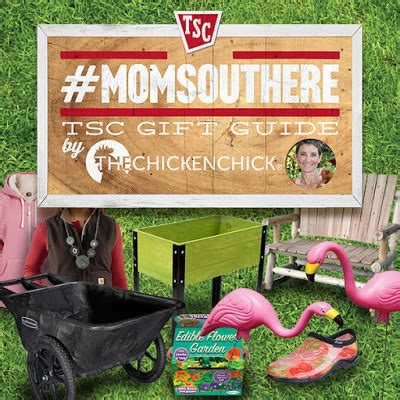 Tractor Supply Gift Card - the chicken chick 174 mother s day celebration featuring a tractor supply gift card