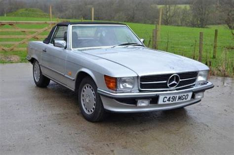 tvr wadhurst mercedes 420sl sold 1986 on car and classic uk