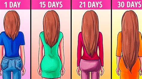 How Do I Get Hair My by 10 Simple Tips That Will Make Your Hair Grow Faster