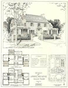 Architecture Home Plans Architectural Plans For A Mr Blandings Type House