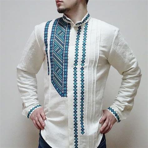 Kemeja Koko S Shirt By Gnatelier Embroidery
